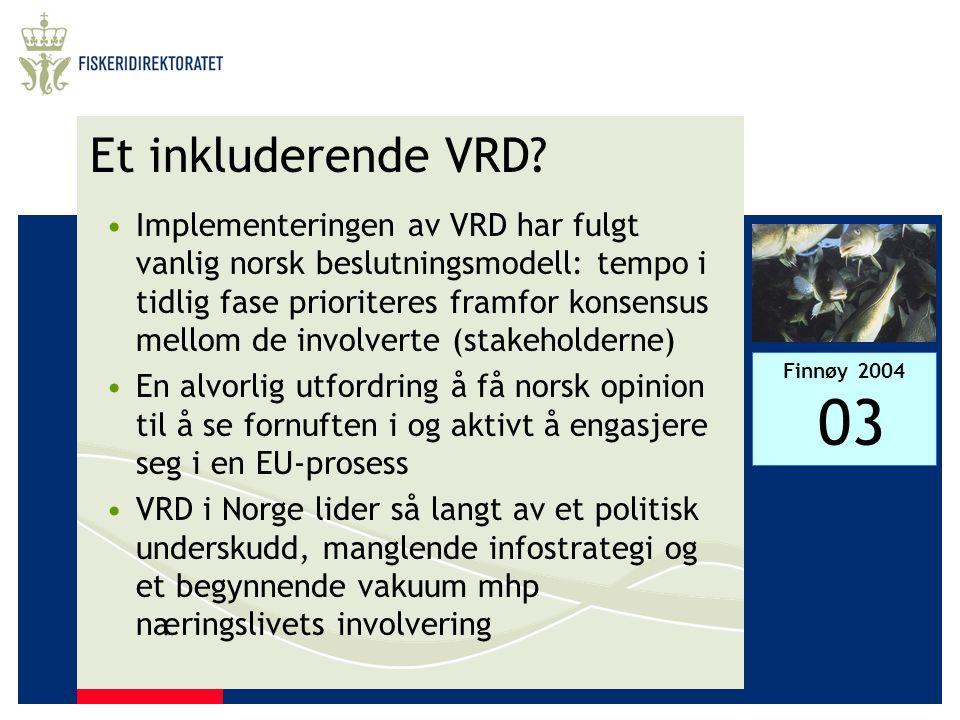 Et inkluderende VRD