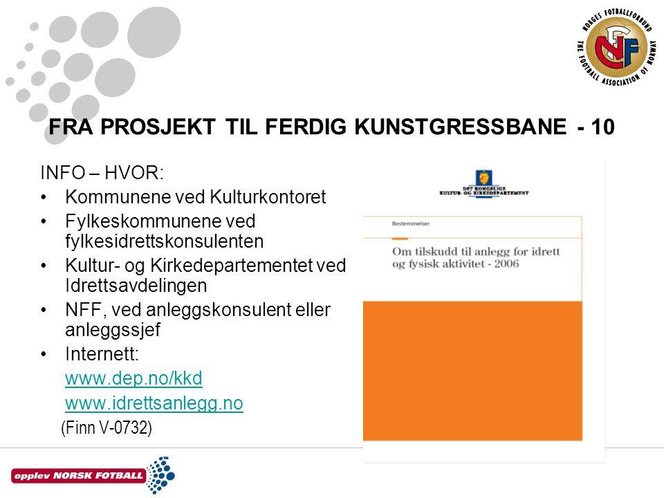 FRA PROSJEKT TIL FERDIG KUNSTGRESSBANE - 10