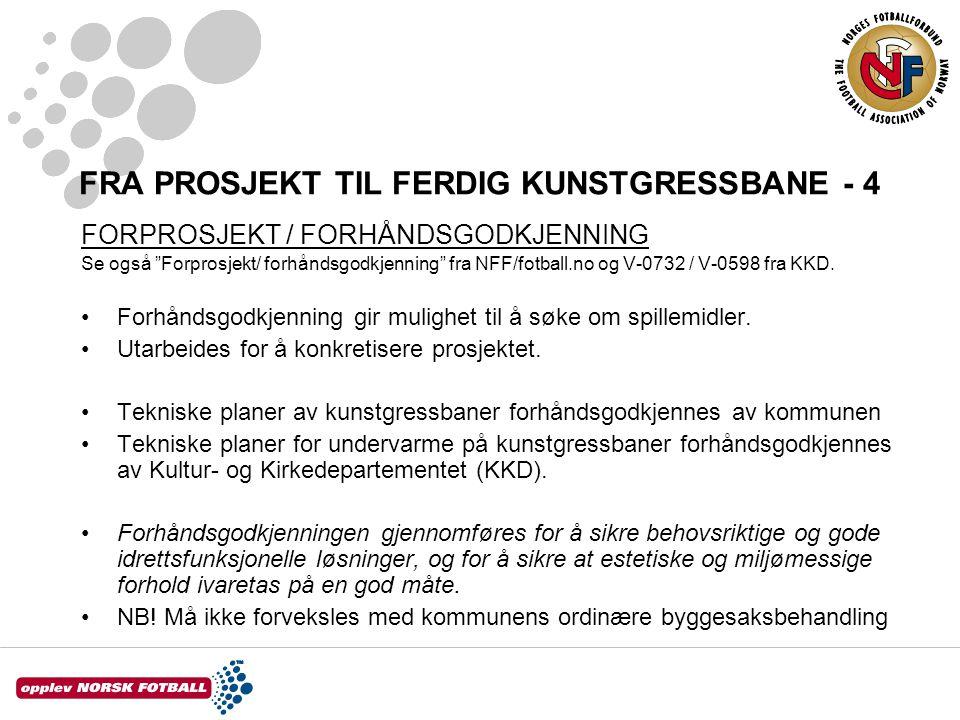 FRA PROSJEKT TIL FERDIG KUNSTGRESSBANE - 4