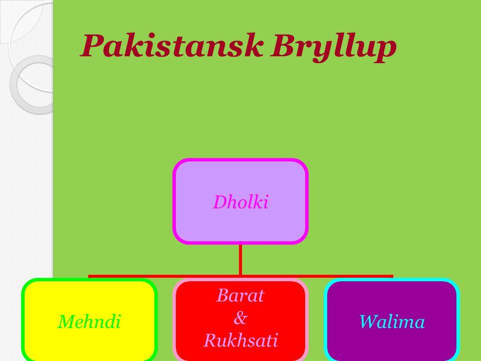 Pakistansk Bryllup 17