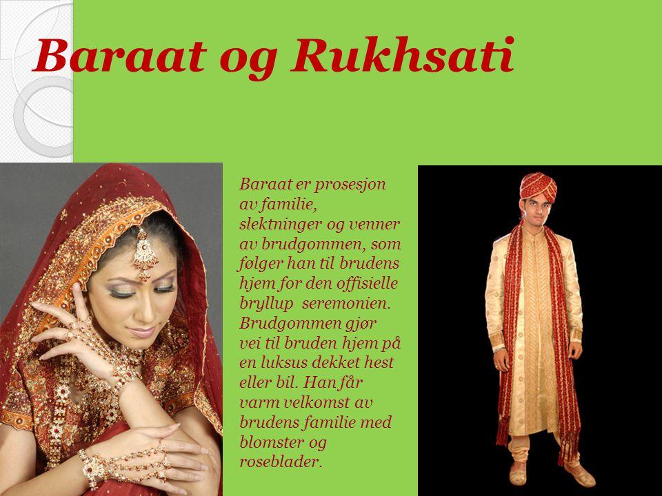 Baraat og Rukhsati