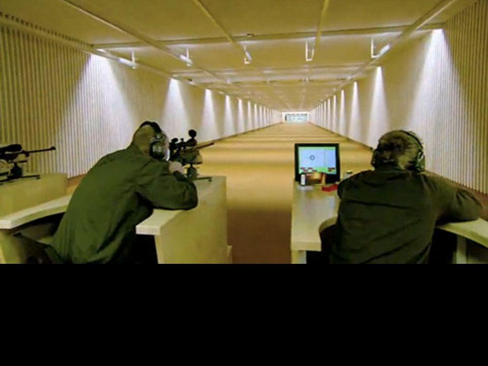 Innendørs skytebane – bilde 3