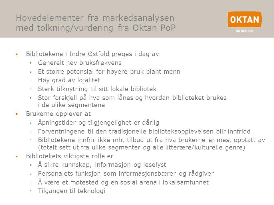 Bibliotekene i Indre Østfold preges i dag av