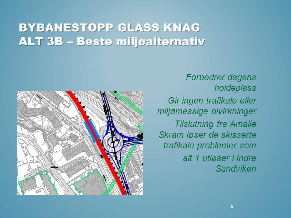 BYBANESTOPP GLASS KNAG ALT 3B – Beste miljøalternativ