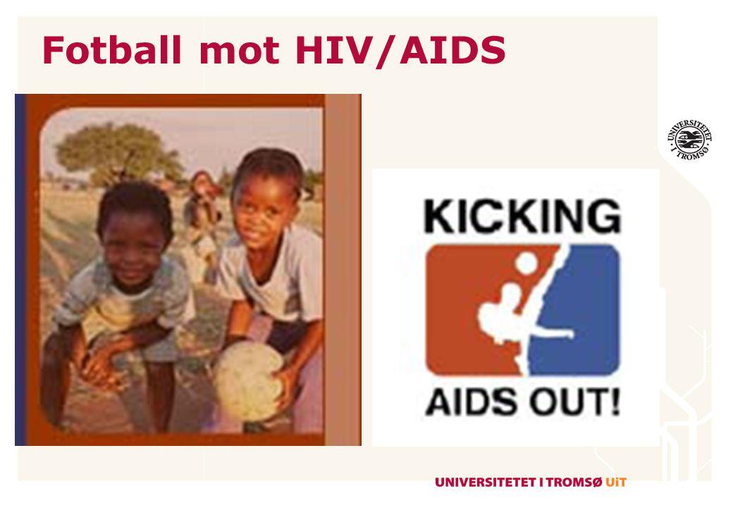 Fotball mot HIV/AIDS