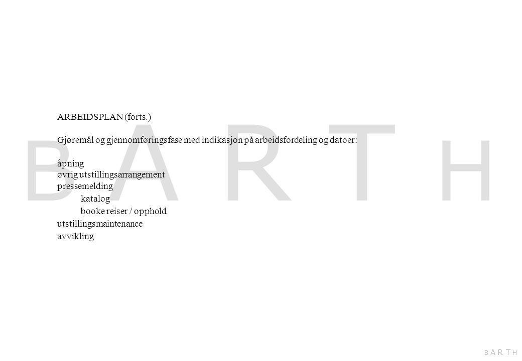 øvrig utstillingsarrangement pressemelding katalog