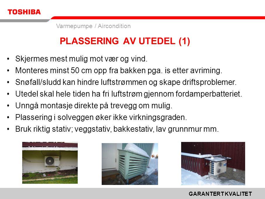 PLASSERING AV UTEDEL (1)
