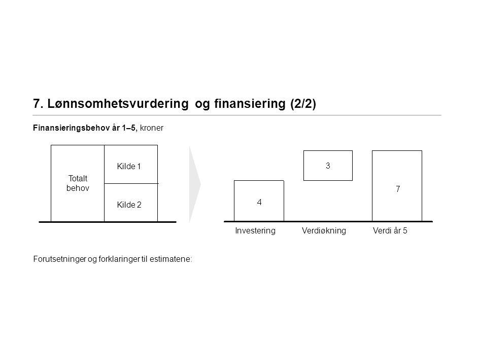 8. Risikoer Risiko Håndtering R1 … R2 … Utviklingsscenarier …