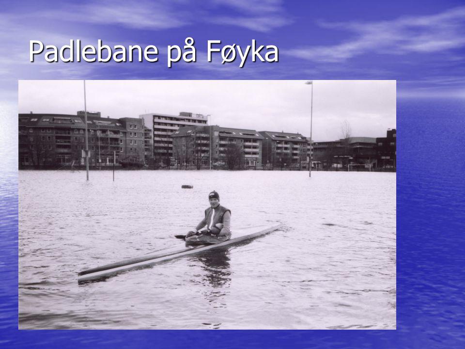Padlebane på Føyka