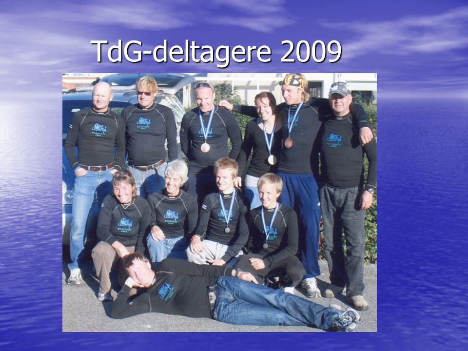 TdG-deltagere 2009