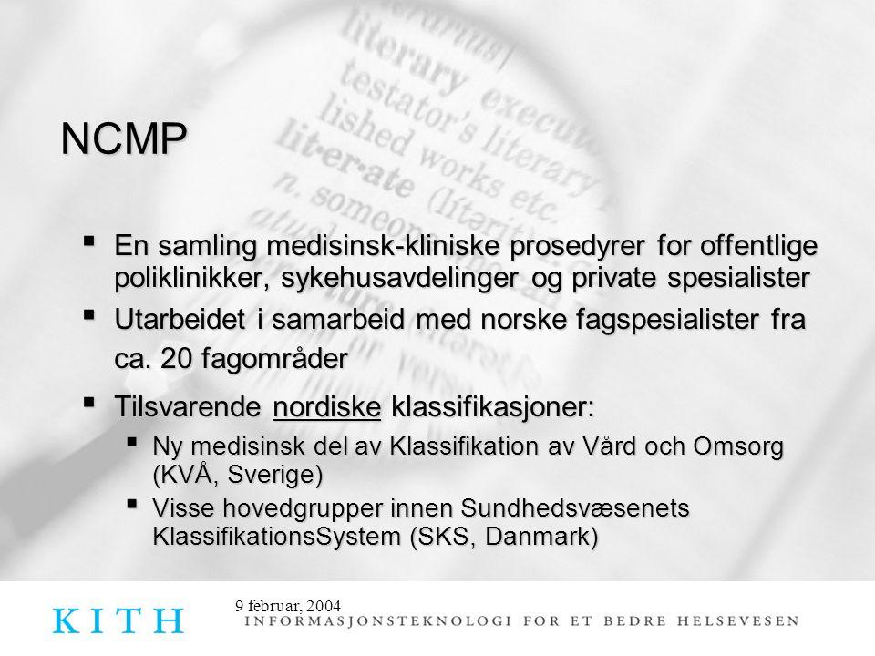 Tilsvarende nordiske klassifikasjoner: