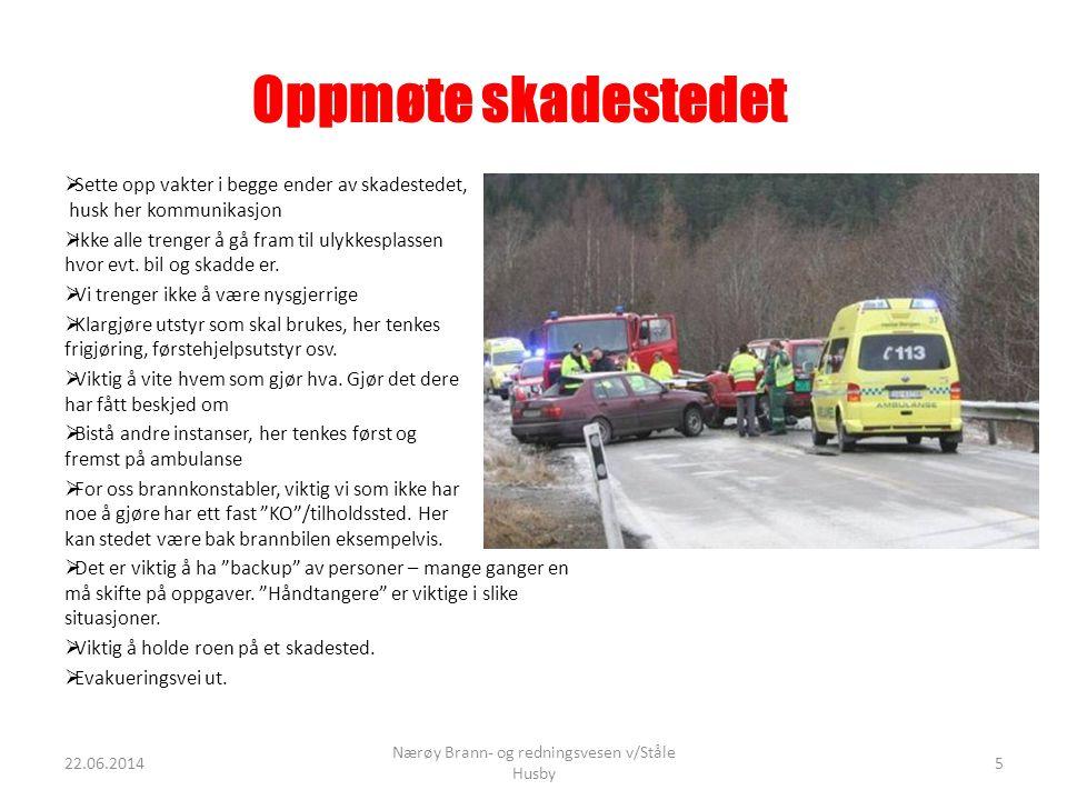 Nærøy Brann- og redningsvesen v/Ståle Husby