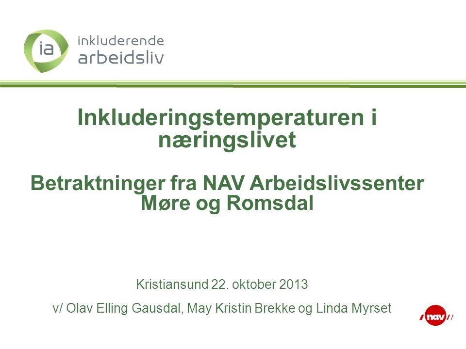 v/ Olav Elling Gausdal, May Kristin Brekke og Linda Myrset
