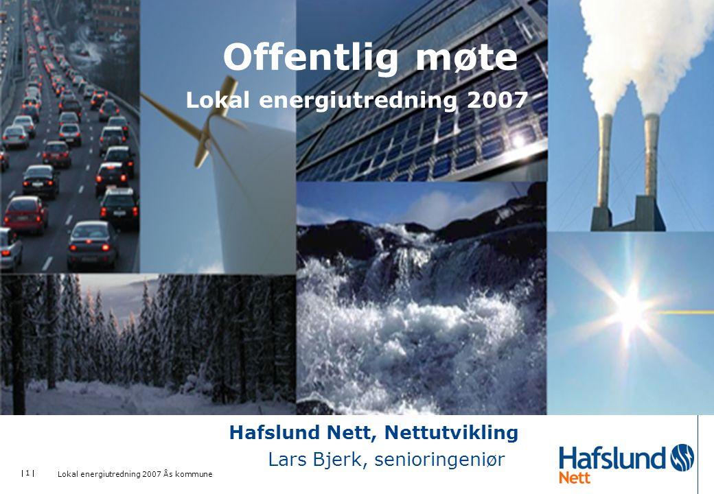 Lokal energiutredning 2007