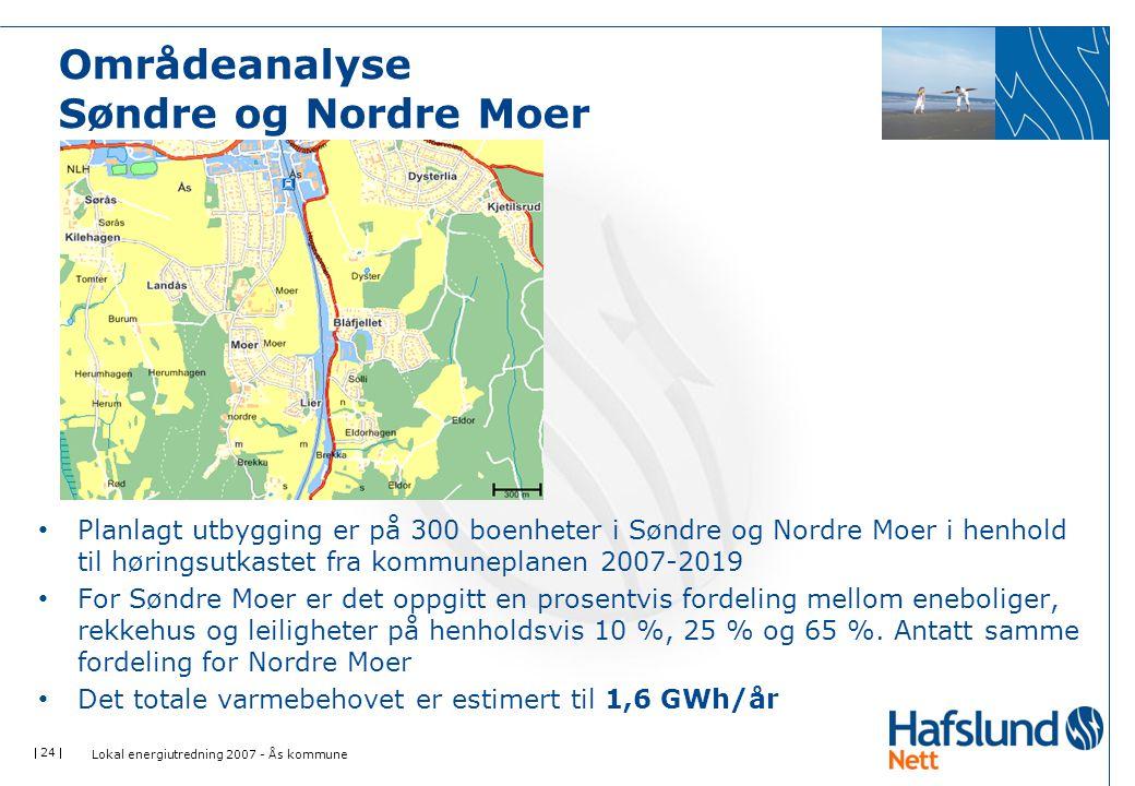 Områdeanalyse Søndre og Nordre Moer