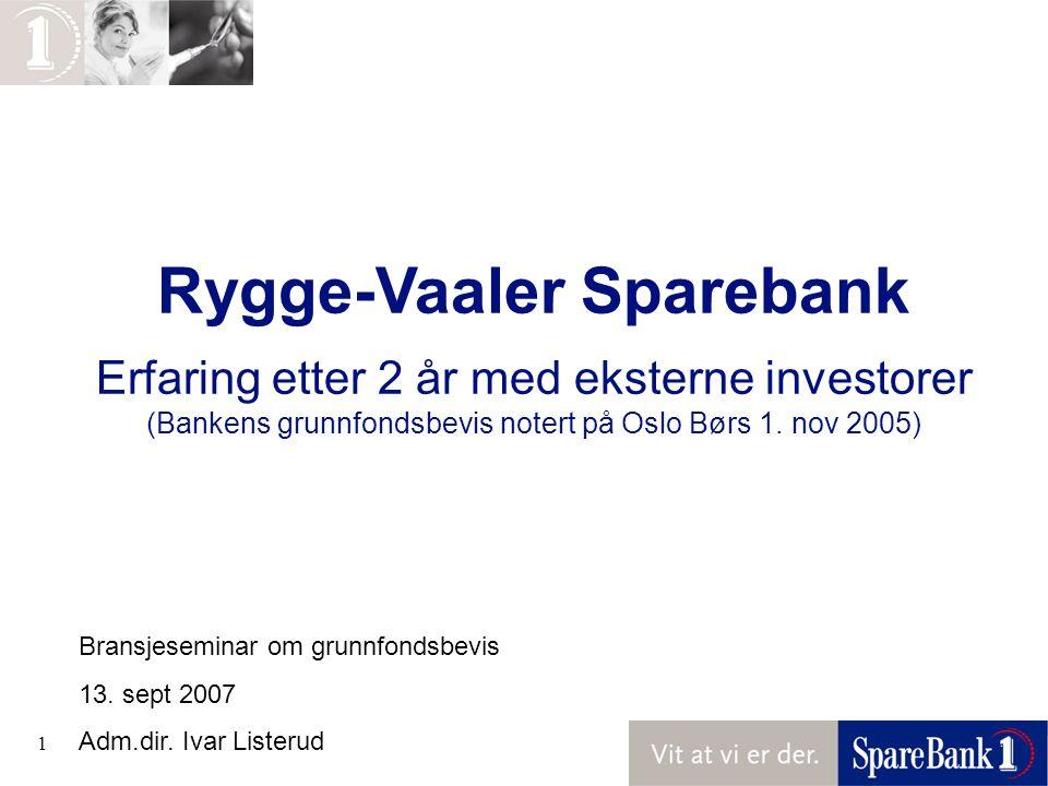 Rygge-Vaaler Sparebank