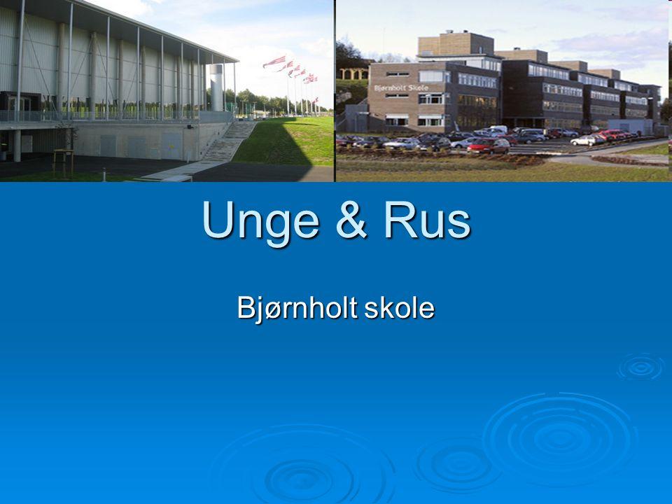 Unge & Rus Bjørnholt skole