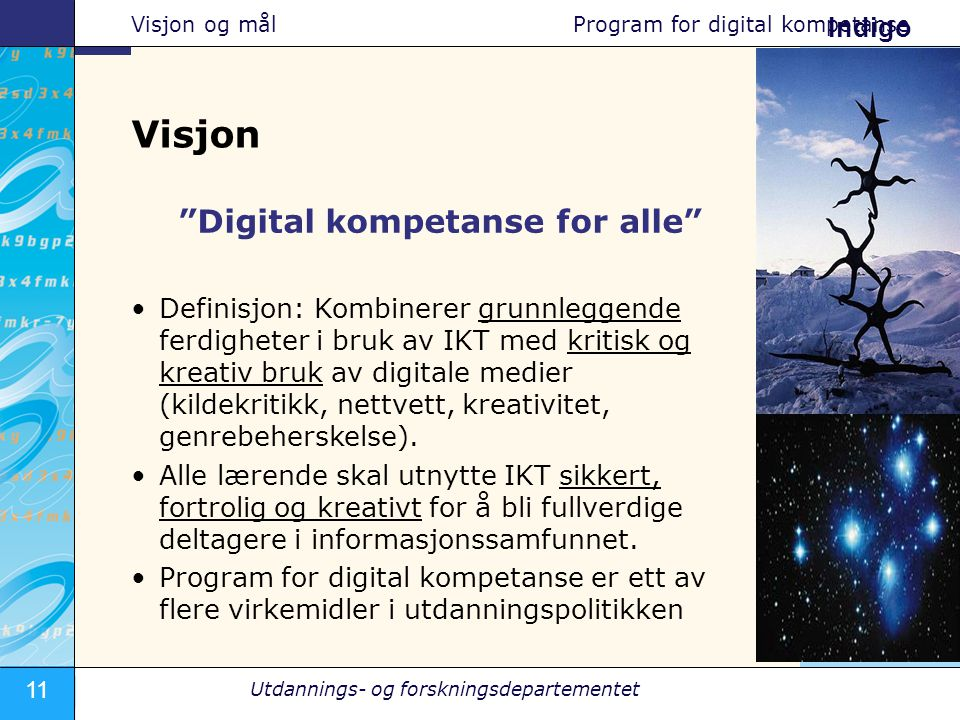 Digital kompetanse for alle