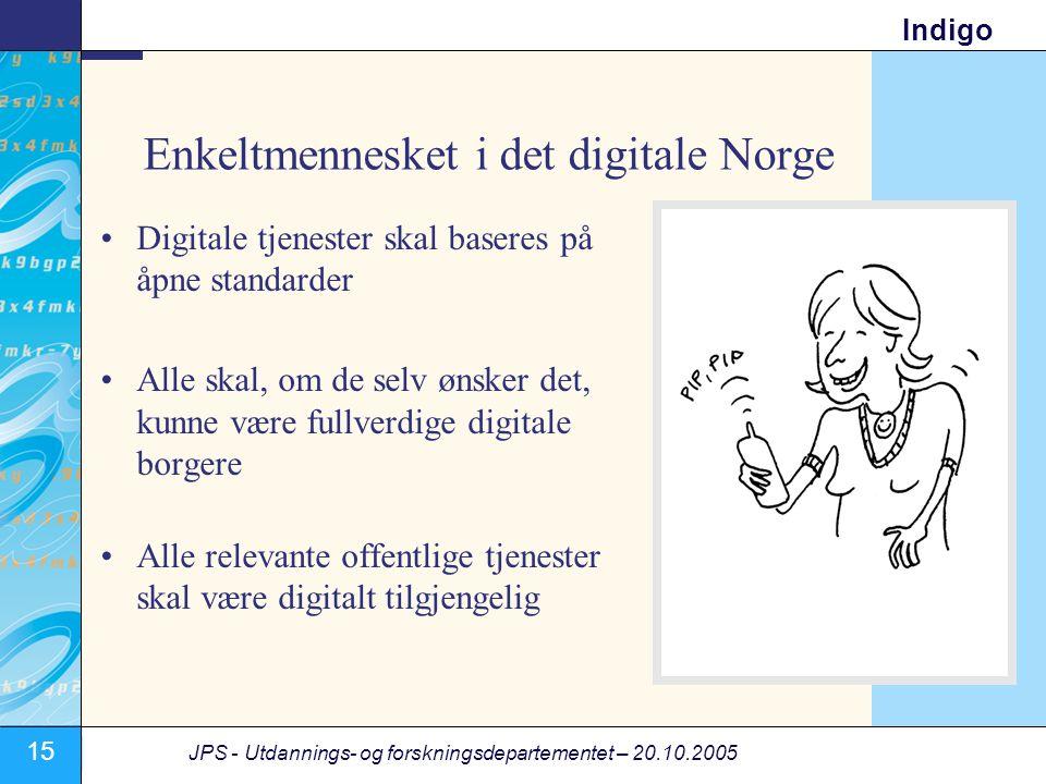 Enkeltmennesket i det digitale Norge