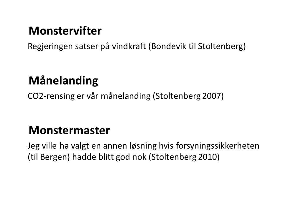 Monstervifter Månelanding Monstermaster