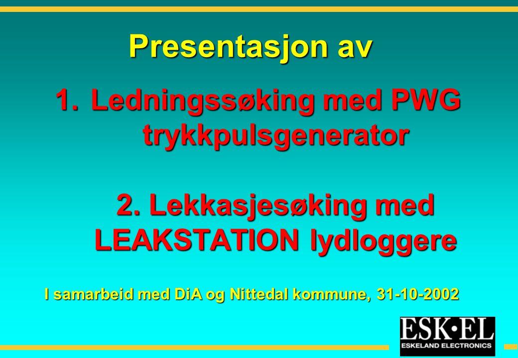 I samarbeid med DiA og Nittedal kommune, 31-10-2002
