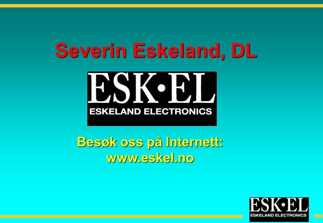 Besøk oss på Internett:
