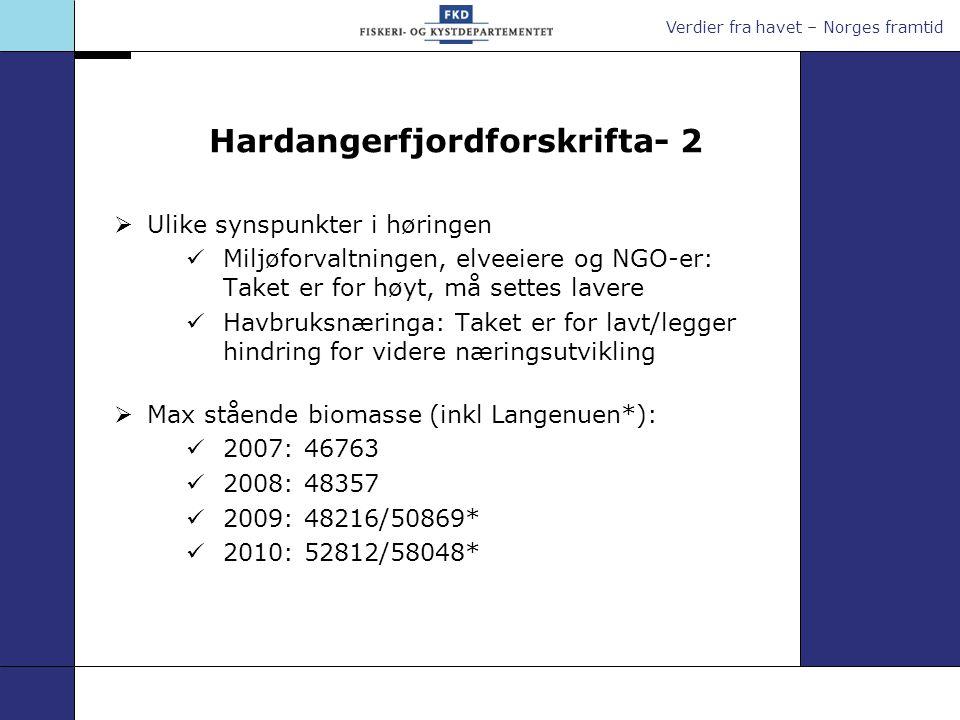 Hardangerfjordforskrifta- 2