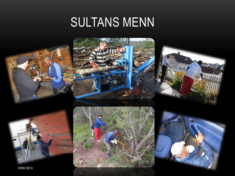 Sultans Menn Virk 2013