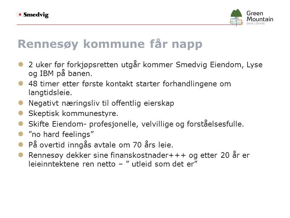 Rennesøy kommune får napp