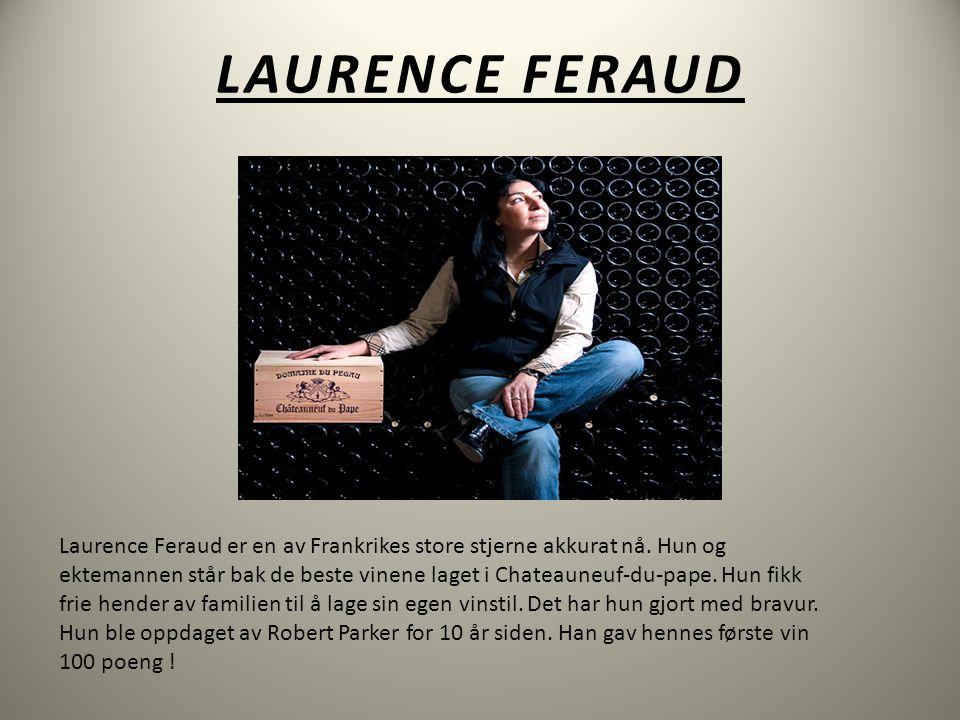 LAURENCE FERAUD