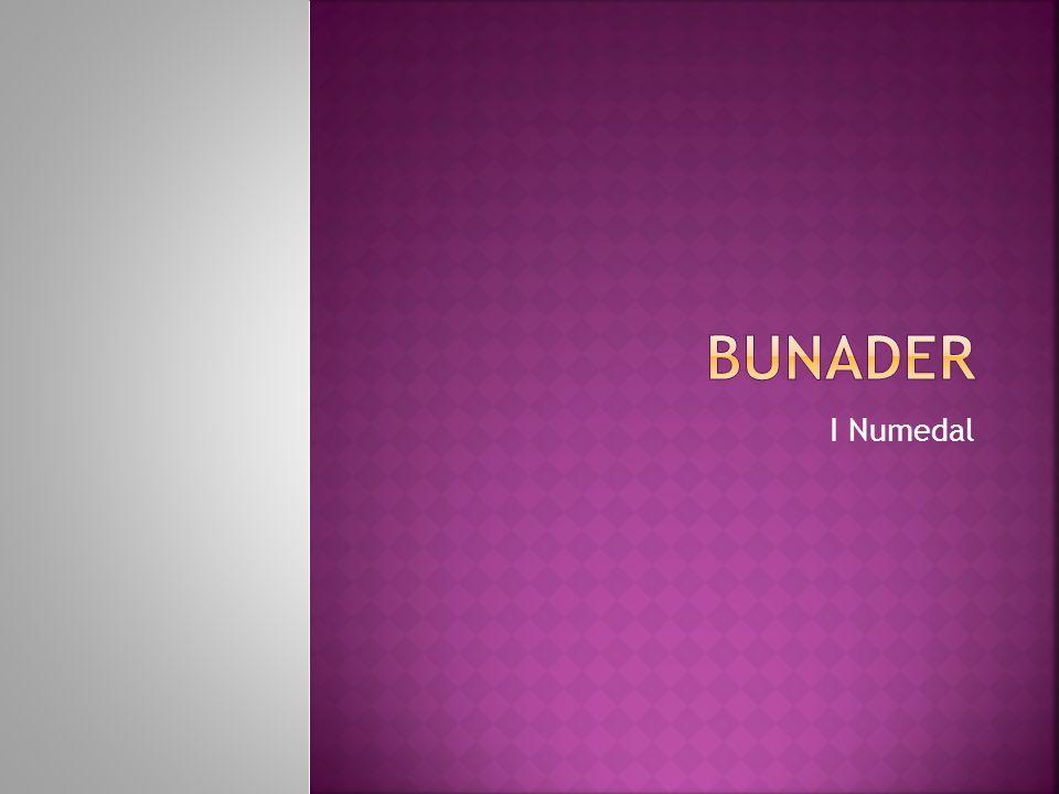 Bunader I Numedal