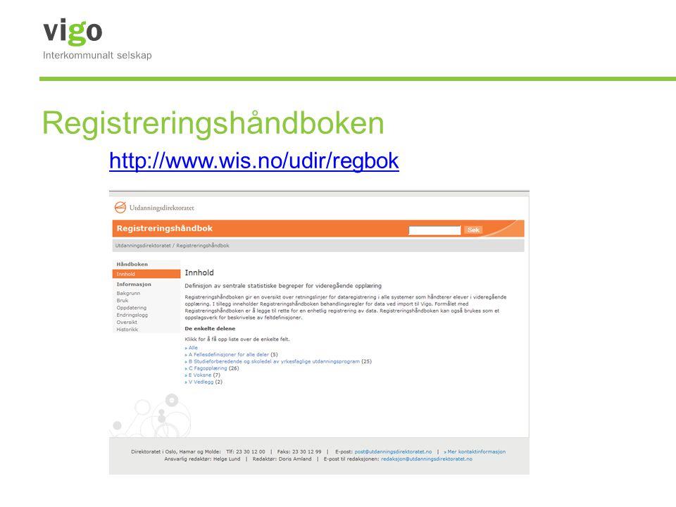 Registreringshåndboken