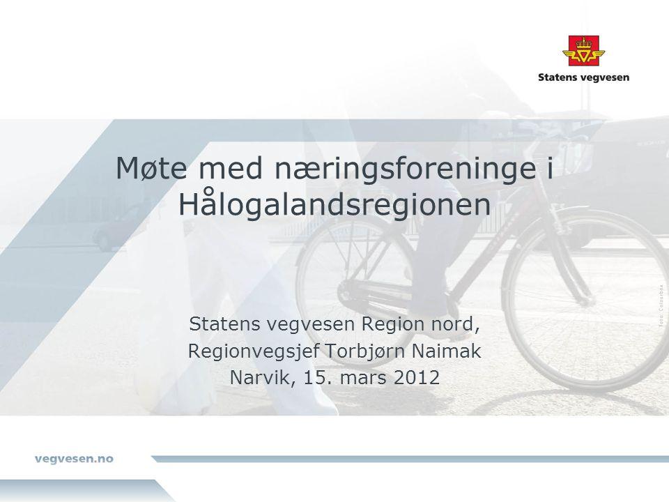Møte med næringsforeninge i Hålogalandsregionen