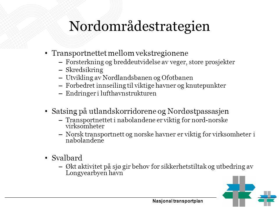 Nordområdestrategien