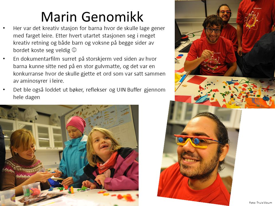 Marin Genomikk