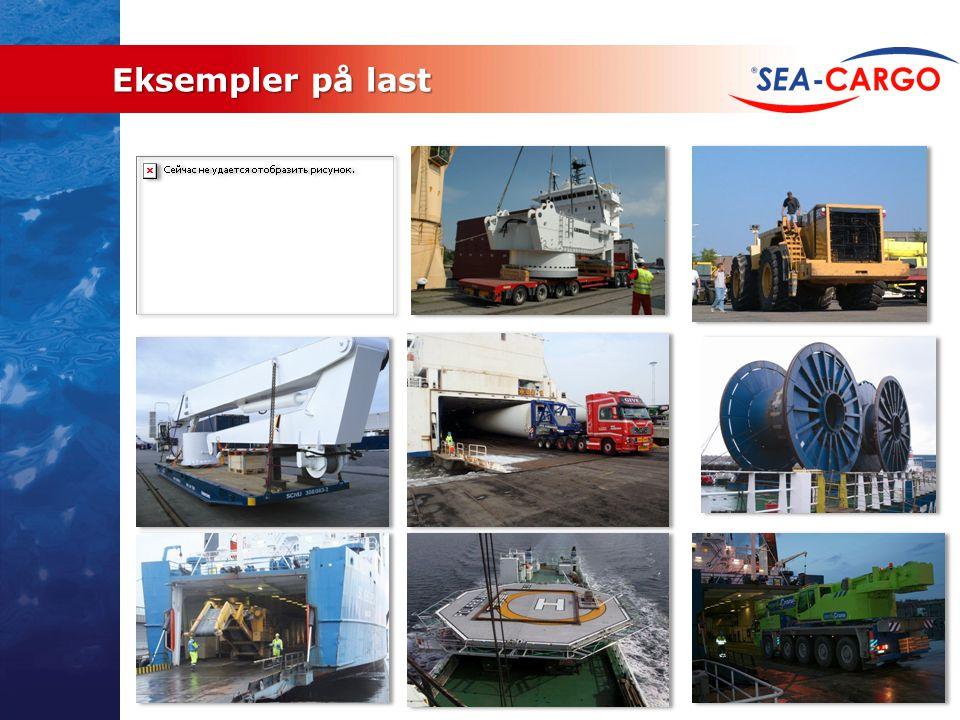 Eksempler på last