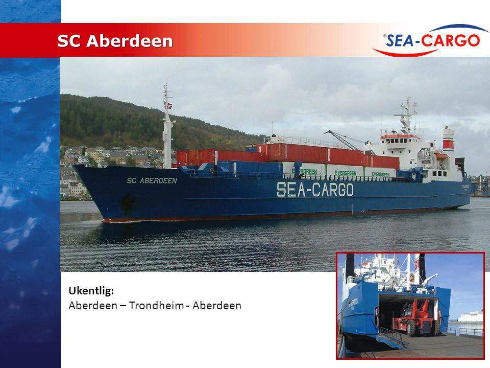 SC Aberdeen Ukentlig: Aberdeen – Trondheim - Aberdeen