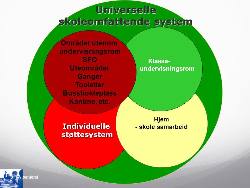 Universelle skoleomfattende system