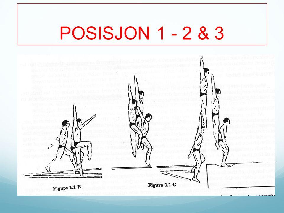 POSISJON 1 - 2 & 3