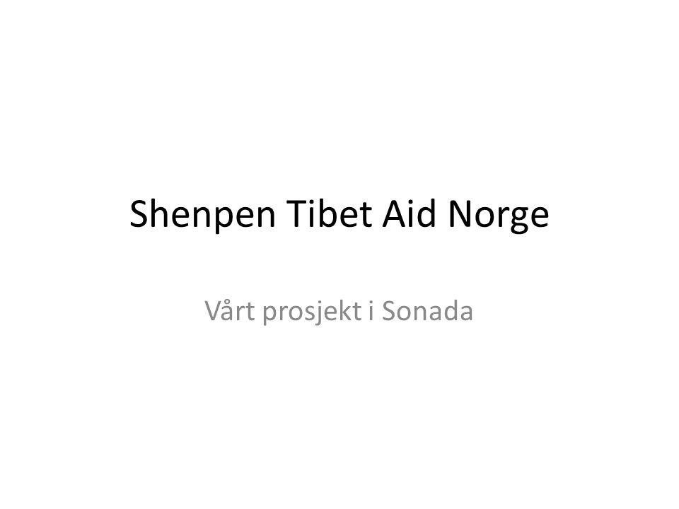 Shenpen Tibet Aid Norge