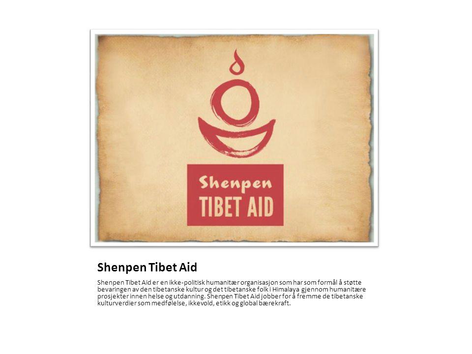 Shenpen Tibet Aid