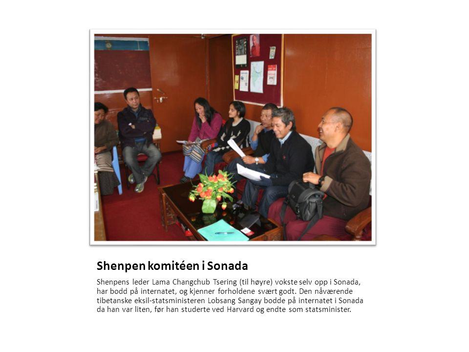 Shenpen komitéen i Sonada