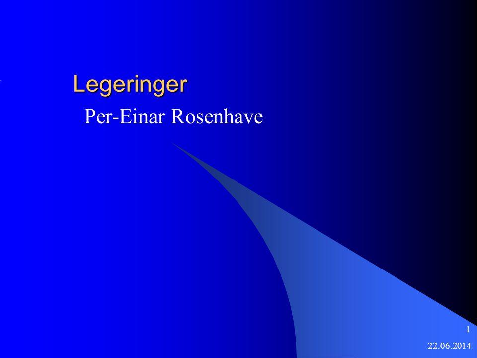 Legeringer Per-Einar Rosenhave 03.04.2017