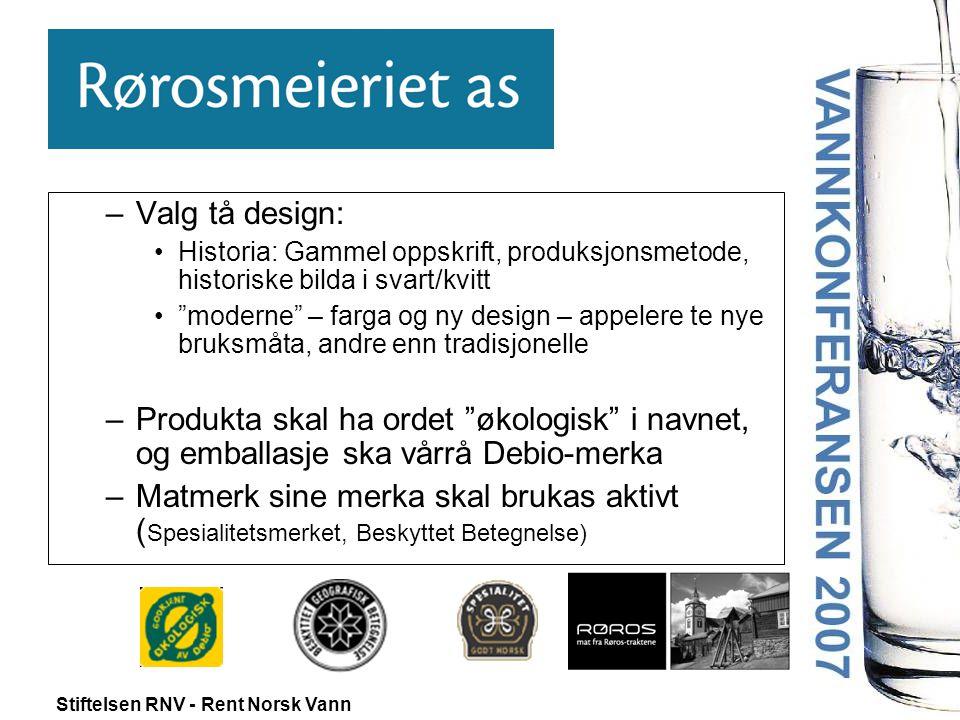 Valg tå design: Historia: Gammel oppskrift, produksjonsmetode, historiske bilda i svart/kvitt.