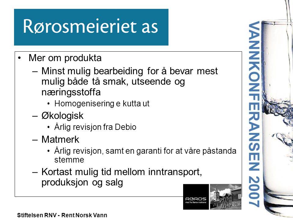 Kortast mulig tid mellom inntransport, produksjon og salg