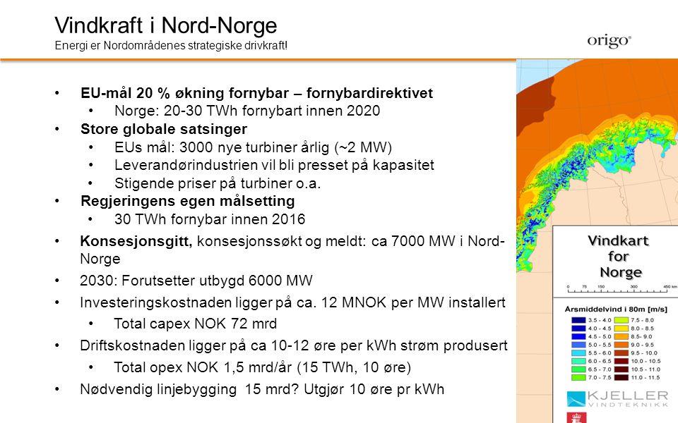 Vindkraft i Nord-Norge