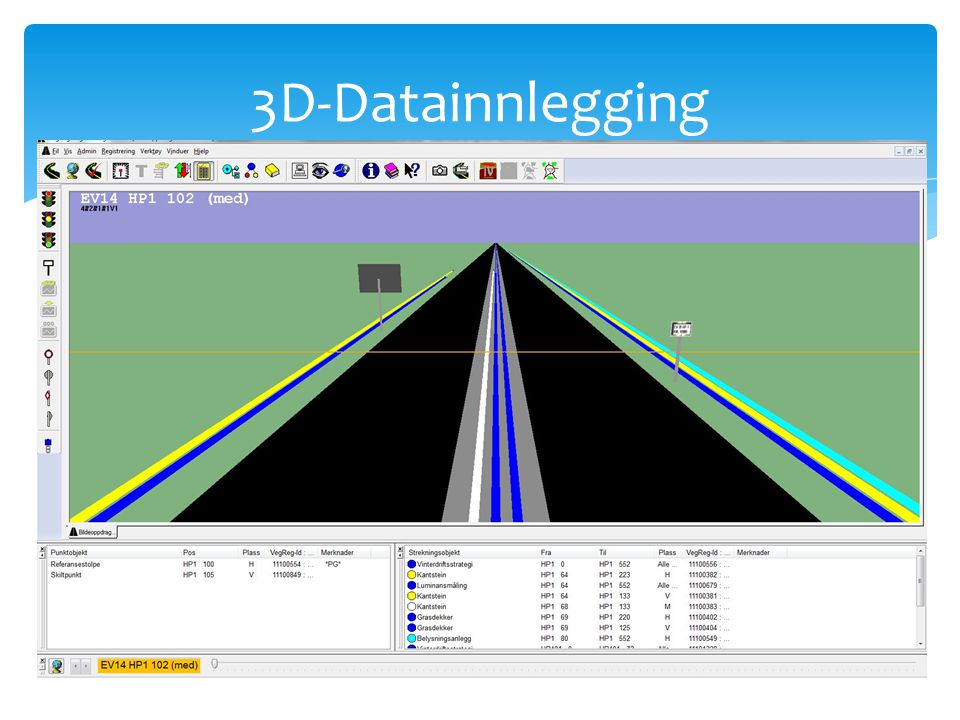 3D-Datainnlegging