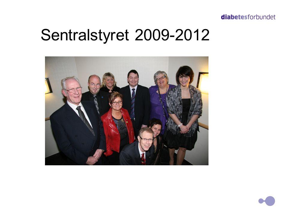 Sentralstyret 2009-2012