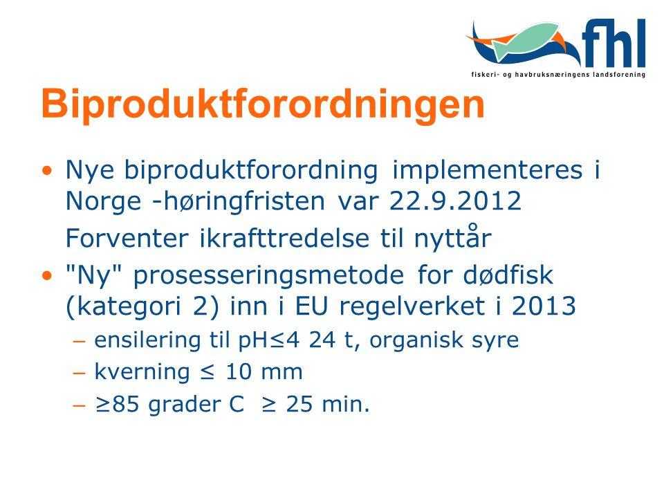 Biproduktforordningen