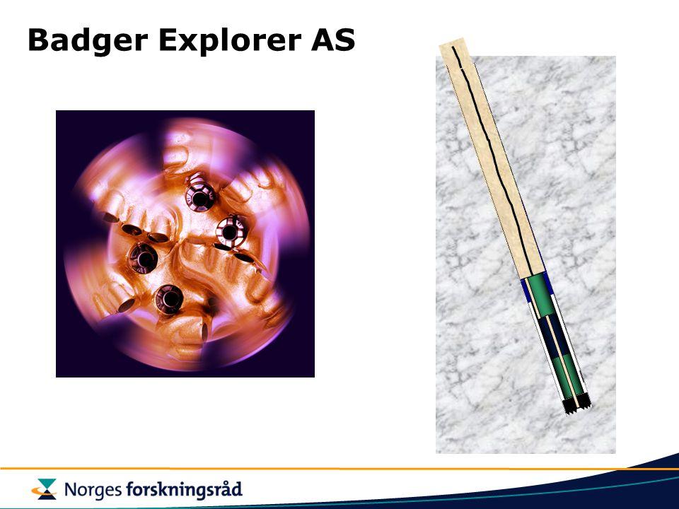 Badger Explorer AS
